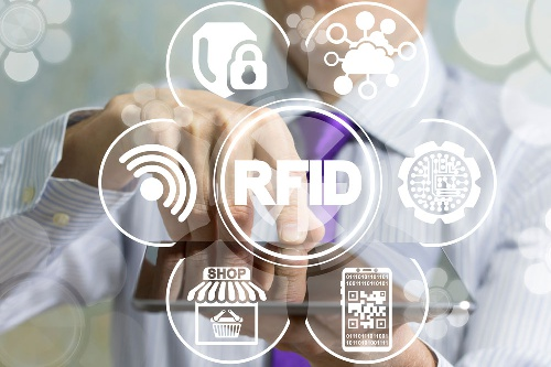 دانلود پاورپوینت (RFID (radio frequency identification